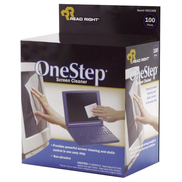 OneStep Screen Cleaning Wipes