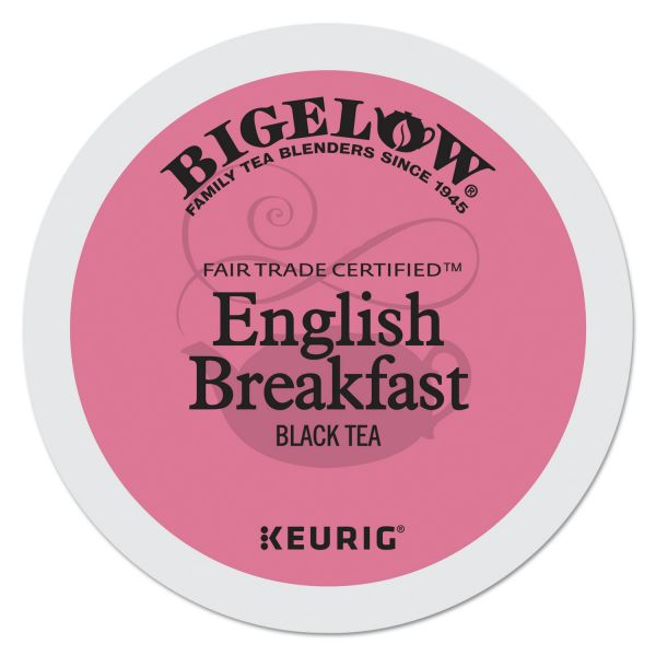 Bigelow Englis Breakfast Tea K-Cups