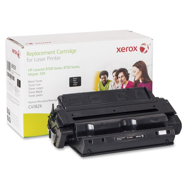 Xerox Remanufactured HP 82X Black Toner Cartridge