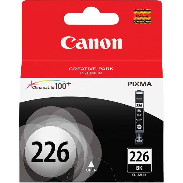 Canon CLI-226BK Black Ink Cartridge (4546B001)