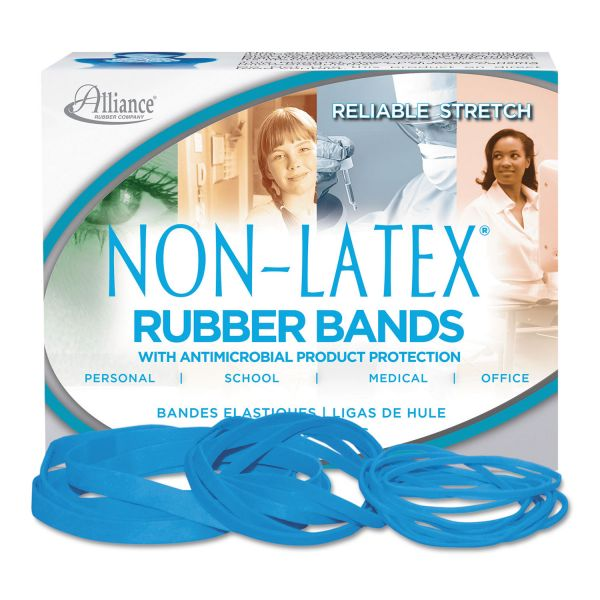 Alliance Rubber #19 Antimicrobial Latex-Free Rubber Bands
