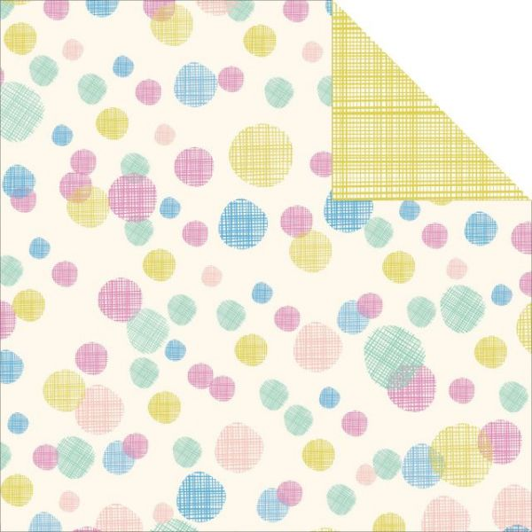 Suga Pop Double-Sided Paper