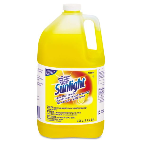 Sunlight Liquid Dish Detergent