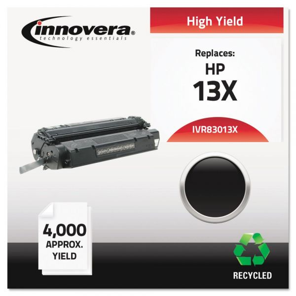 Innovera Remanufactured HP 13X (Q2613X) Toner Cartridge