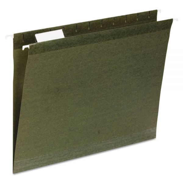 Universal Reinforced Recycled Hanging File Folders