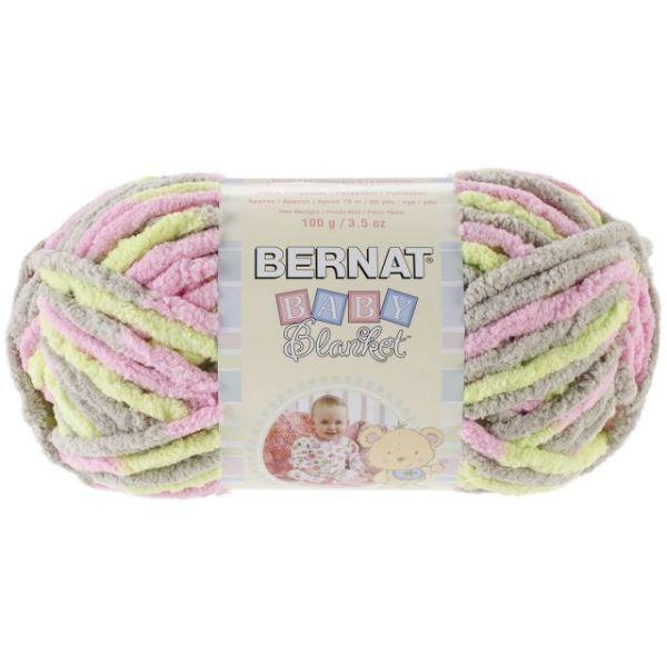 Bernat Baby Blanket Yarn - Little Girl Dove
