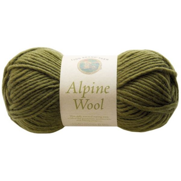 Lion Brand Alpine Wool Yarn