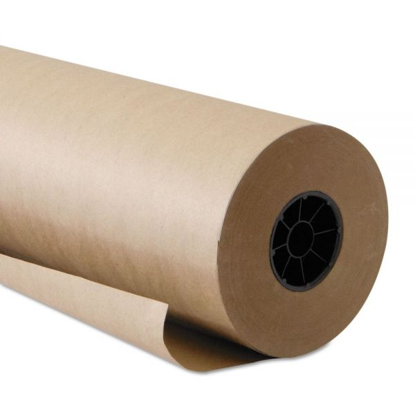 Boardwalk Kraft Paper, 36 in x 510 ft, Brown