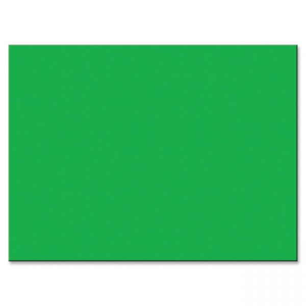 Pacon Tru-Ray Sulphite Green Construction Paper