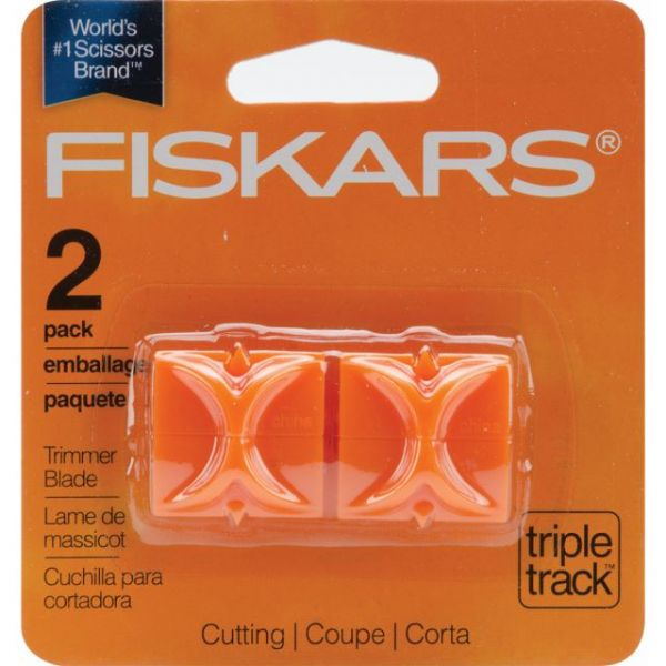 Fiskars TripleTrack Replacement Blades 2/Pkg