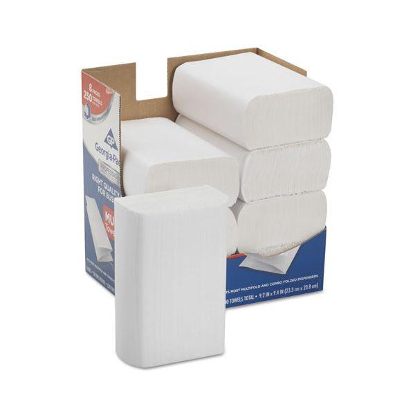 Georgia Pacific Professional Premium M-Fold Paper Towels