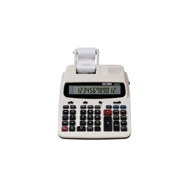 Victor 12282 Professional Printing Calculator