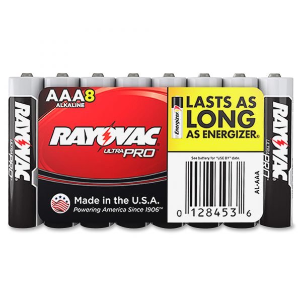 Rayovac Industrial PLUS AAA Batteries