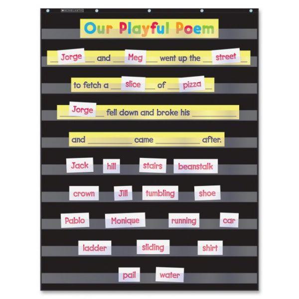Scholastic Educational Pocket Chart