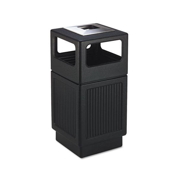 Safco Canmeleon Side-Open Ash/Urn Receptacle