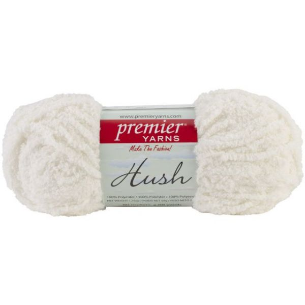 Premier Hush Yarn - Cream