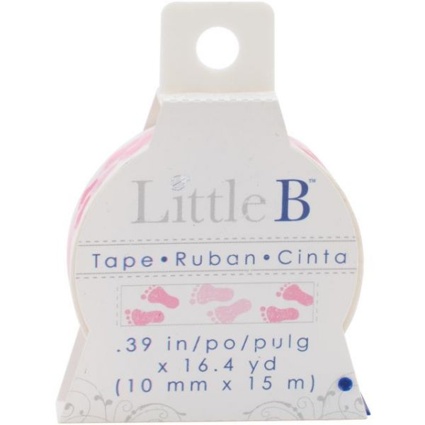 Little B Decorative Paper Tape 10mmX15m