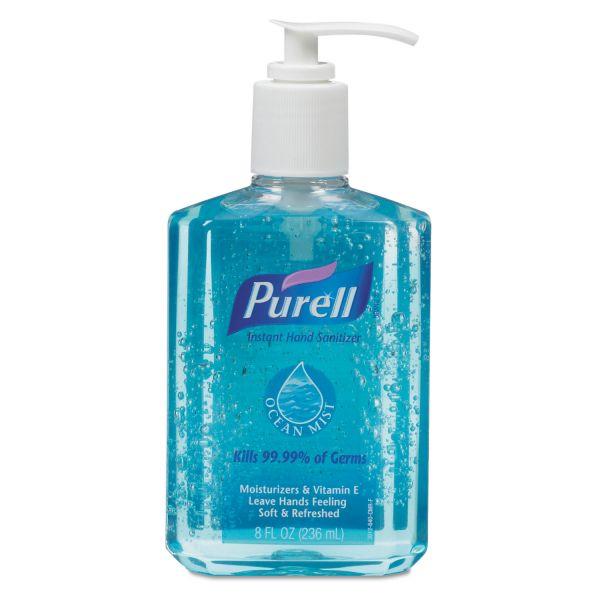 PURELL Ocean Mist Instant Hand Sanitizer