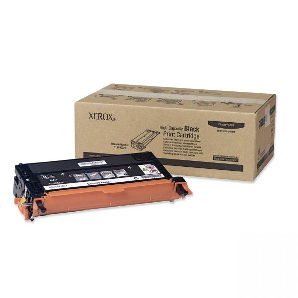 Xerox 113R00726 Black High Yield Toner Cartridge