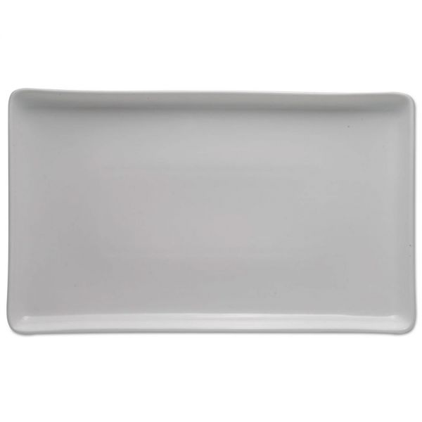 Office Settings Porcelain Serving Tray