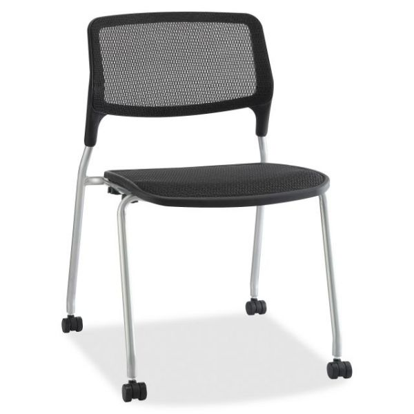 Lorell Stackable Guest Chairs