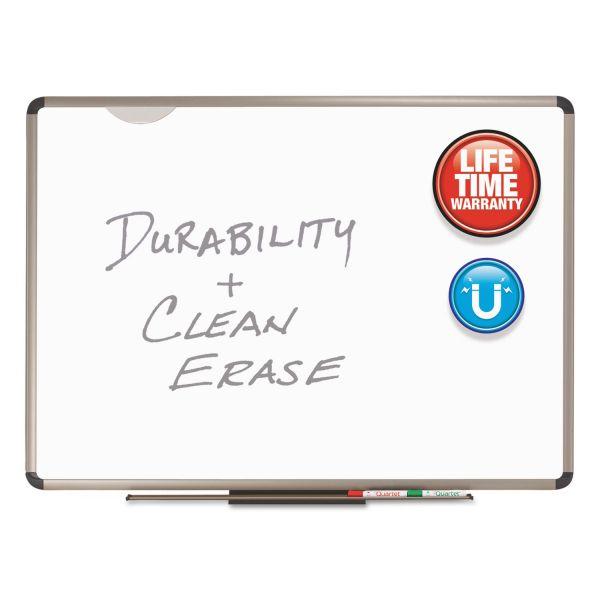 Quartet Prestige Plus DuraMax 4' x 3' Magnetic Dry Erase Board