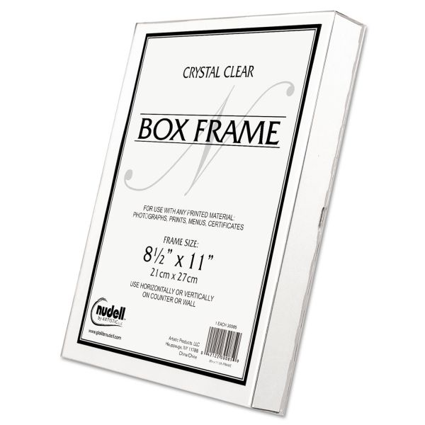 Nu-Dell Contemporary Picture/Certificate Box Frame