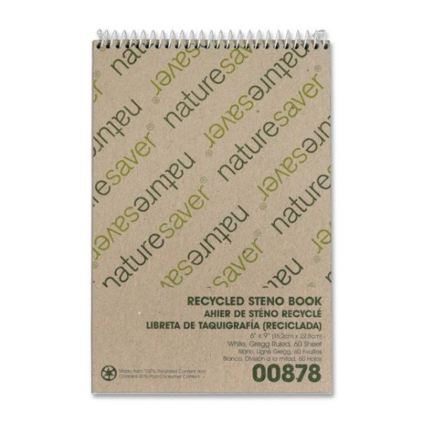 Nature Saver Recycled Steno Pad