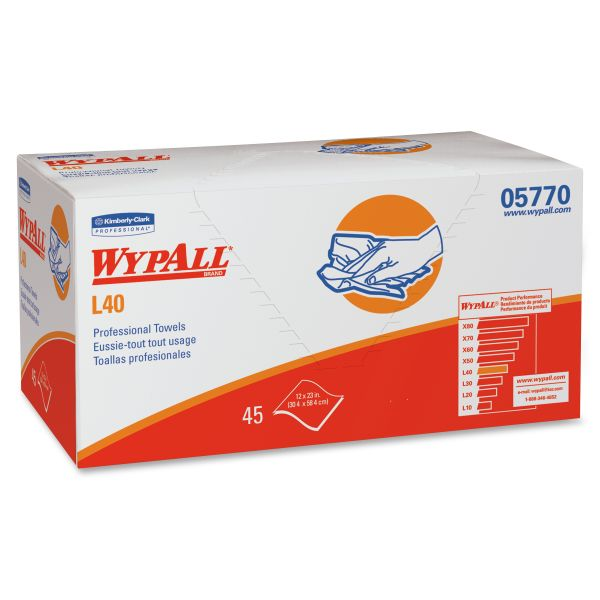 WypAll L40 Professional Towels