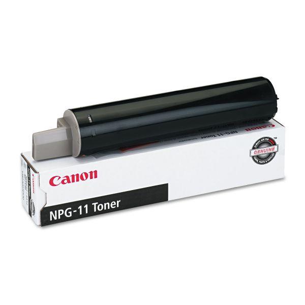Canon NPG-11 Black Toner Cartridge (1382A003AA)