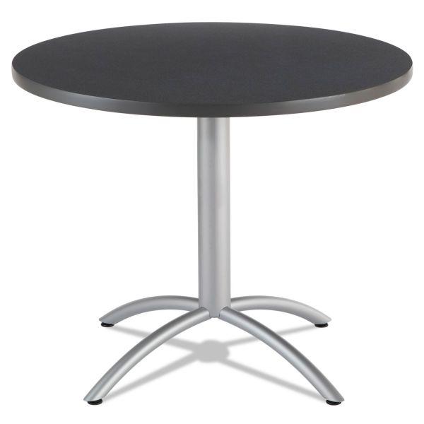 """Iceberg CafeWorks 36"""" Round Cafe Table"""
