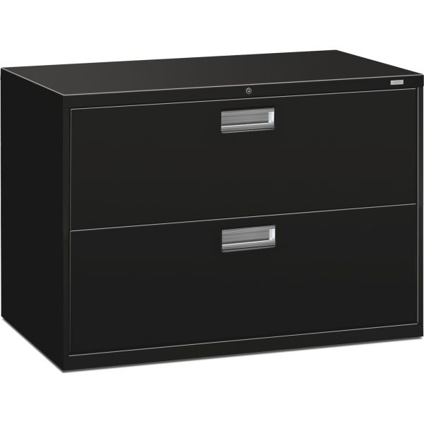 HON 600 Series 2-Drawer Lateral File Cabinet