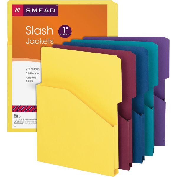 Smead Expanding Slash Jackets