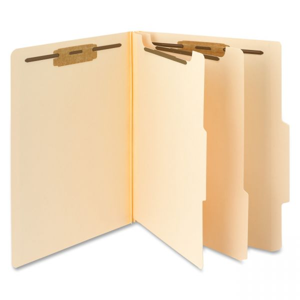 Smead 14000 Manila Classification File Folders
