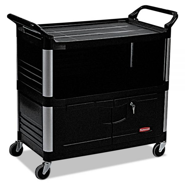 Rubbermaid Commercial Xtra Equipment Cart