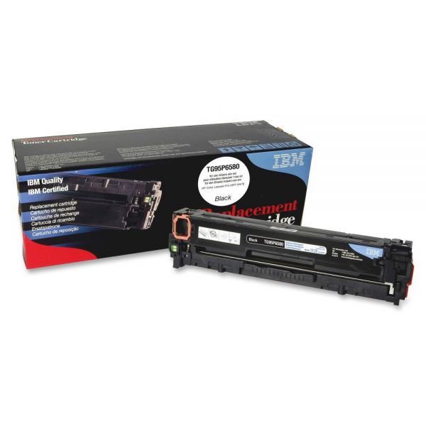 IBM Remanufactured Toner Cartridge - Alternative for HP (CF380X) - Black