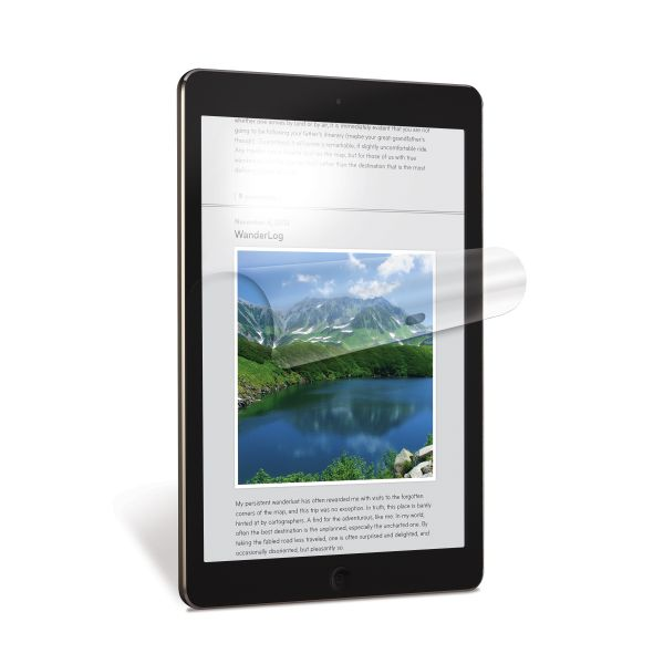 3M NVAG830864 Natural View Anti-Glare Screen Protector for Apple iPad Air