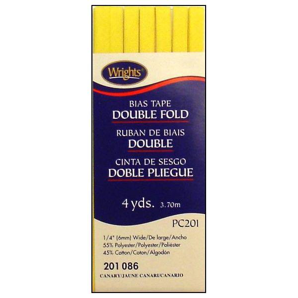 Double Fold Bias Tape
