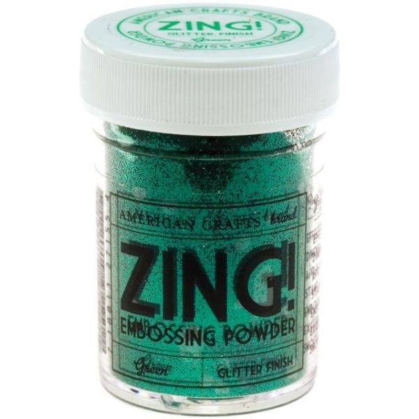 Zing! Glitter Embossing Powder 1oz