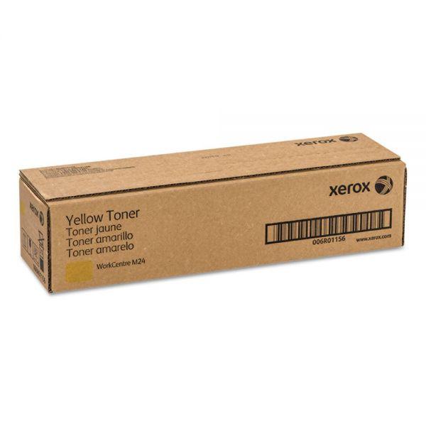 Xerox 006R01156 Toner, 15000 Page-Yield, Yellow