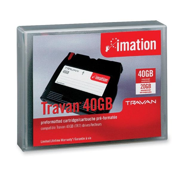 Imation Travan 40 Tape Cartridge