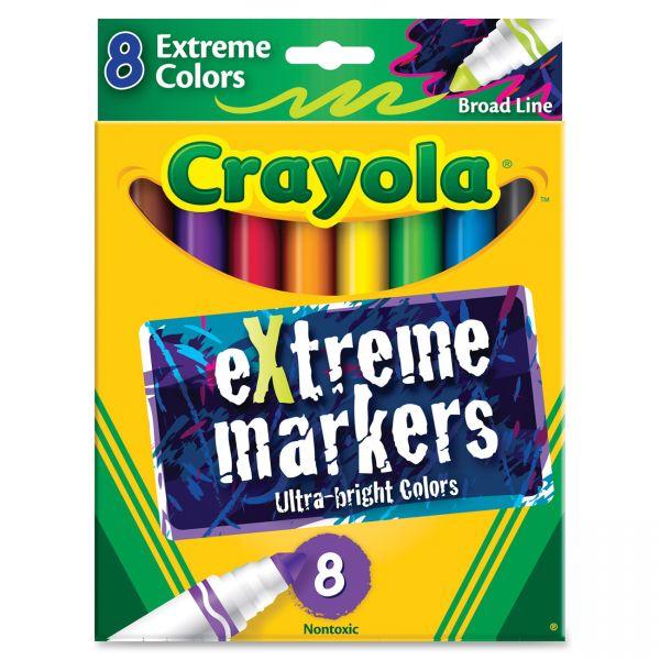 Crayola eXtreme Markers