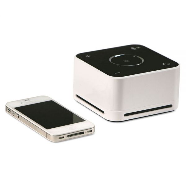 Spracht Conference Mate Wireless Speaker, White