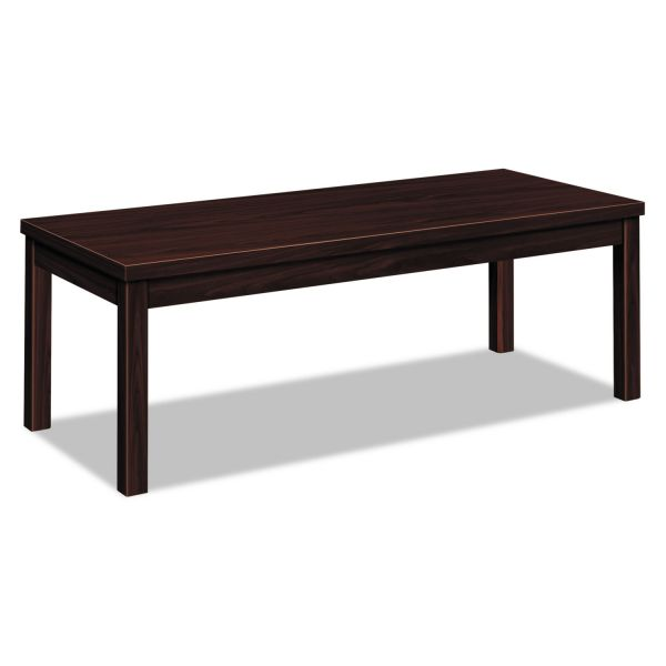 "HON Laminate Coffee Table | 48""L x 20""W x 16""H"