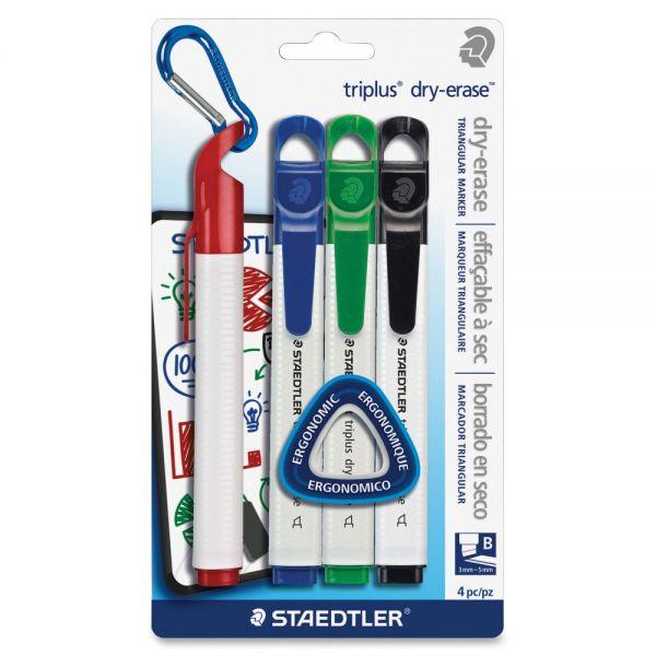 Staedtler Triplus Broad Tip Whiteboard Markers