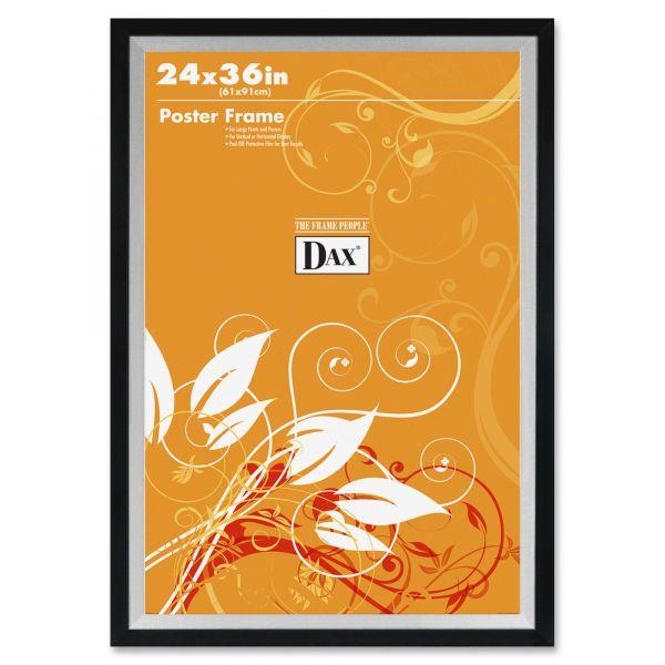 "DAX Metro Series 24"" x 36"" Poster Frame"