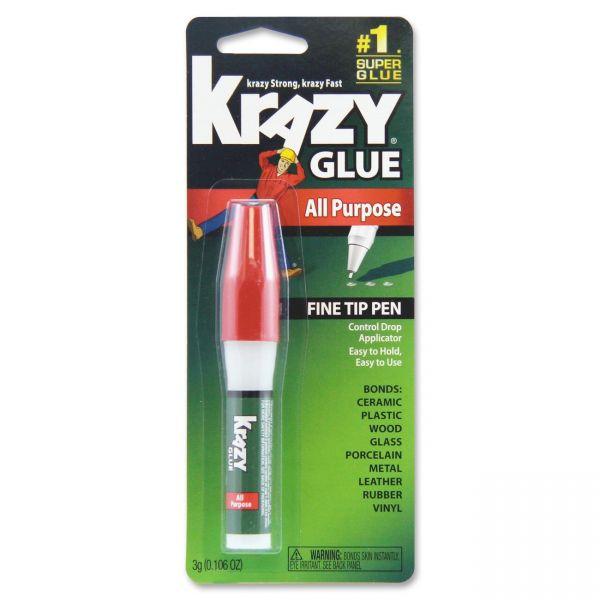Krazy Glue All Purpose Super Glue Pen