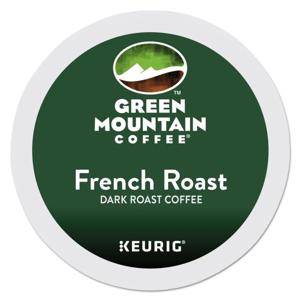 Green Mountain Coffee French Roast Coffee K-Cups