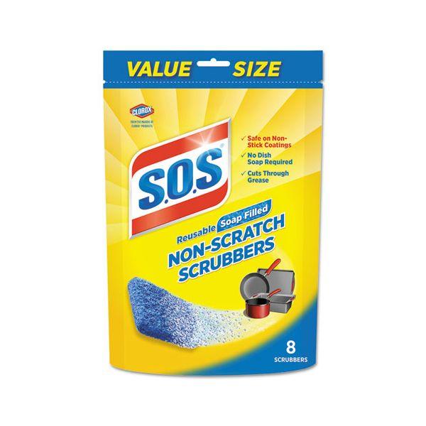 S.O.S. Non-Scratch Soap Scrubbers