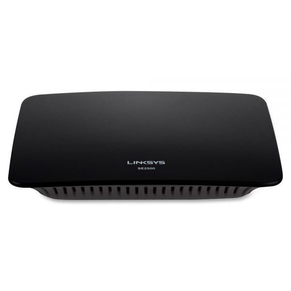Linksys 5-port Gigabit Ethernet Switch